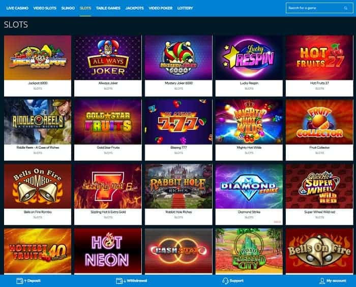 Popular Casino Games Free To Play