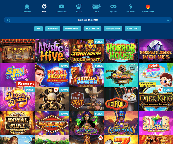 CasinoDep Casino Review
