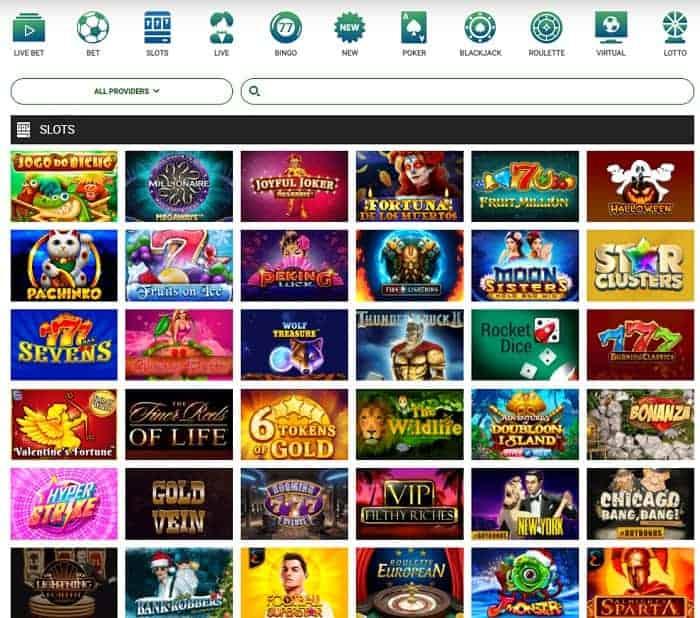 Brazino777 CasinoFull Review
