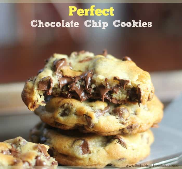 Basic chocolate chip cookie recipe from scratch
