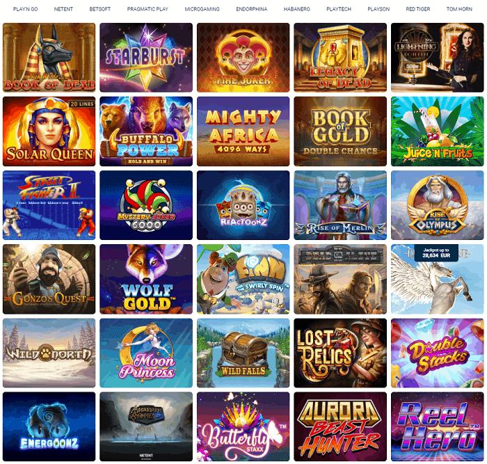 Svenbet and Svenplay Casino Bonuses