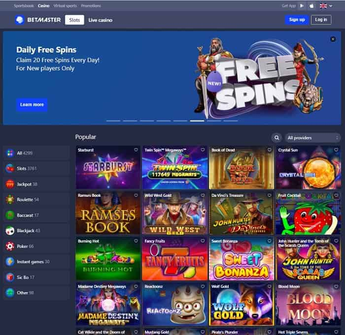 Play New Slots Now