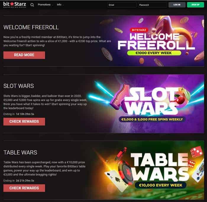 Bitstarz Casino Exclusive Welcome Bonus and Free Spins
