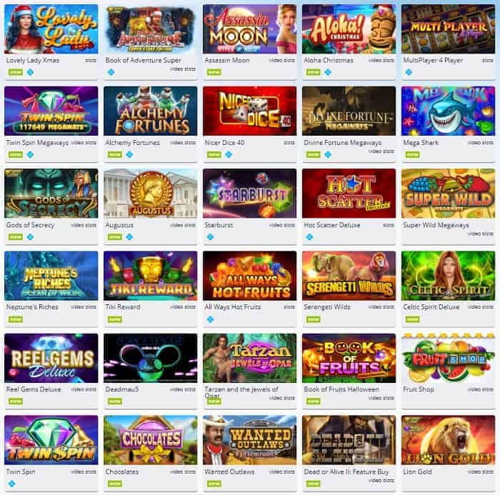 Turbo Casino Review Page