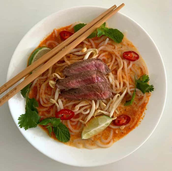 curry beef noodle recipe