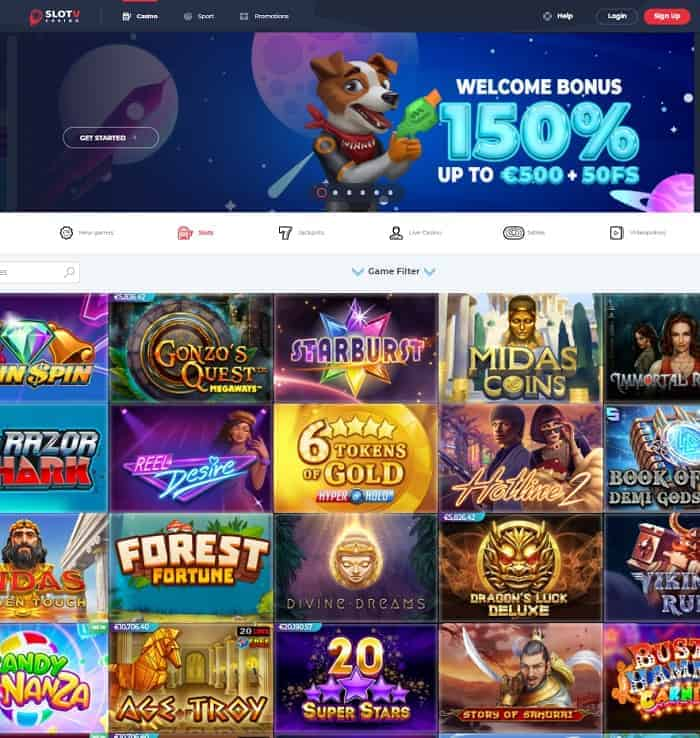 Casino Website Full Review