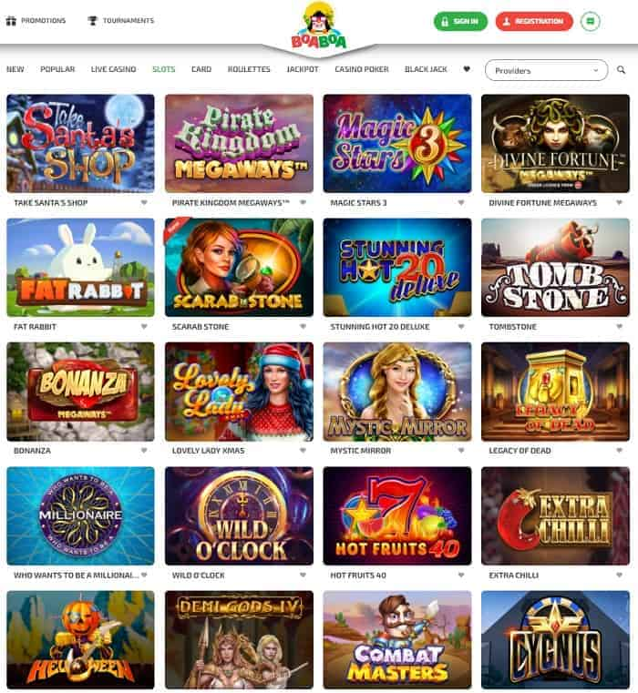 Boa Boa Casino Review