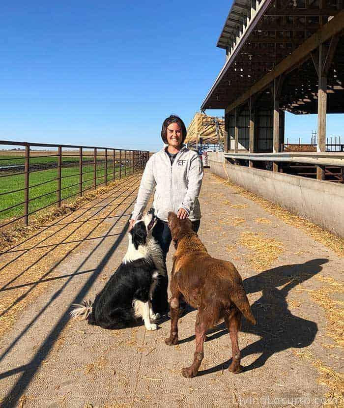 Best steak Recipe - Iowa Beef Cattle Farmer Kellie Blair