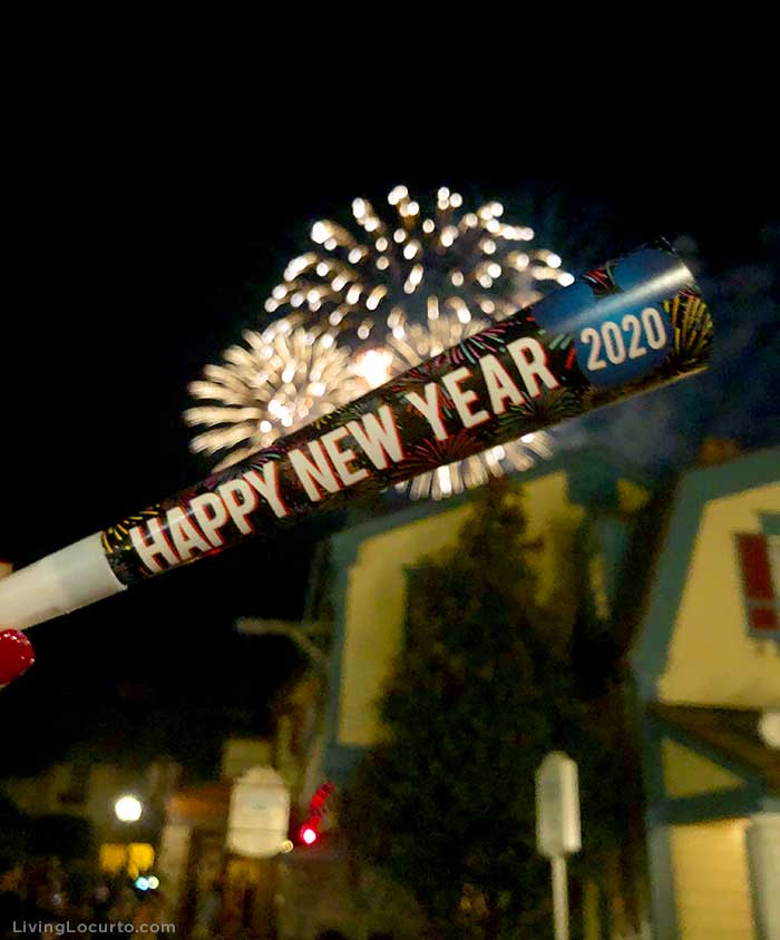 Tips for Disney World's Magic Kingdom on New Year's Eve - Fireworks information
