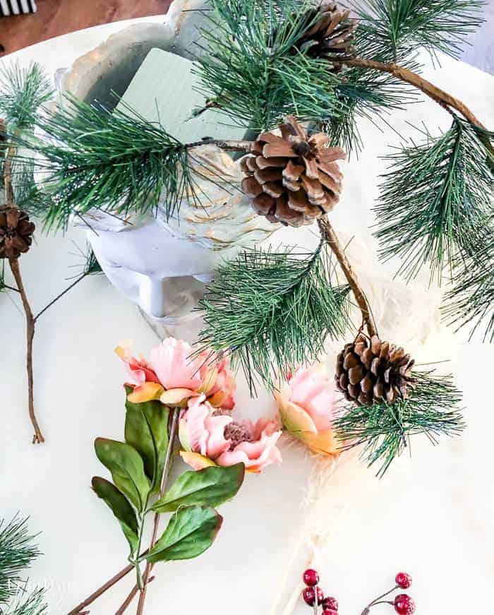 Christmas Floral Arrangement Resized Watermark 3