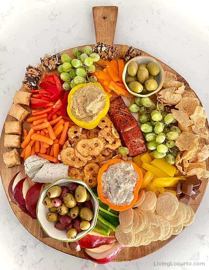 Easy Charcuterie Board Board Ideas for autumn.