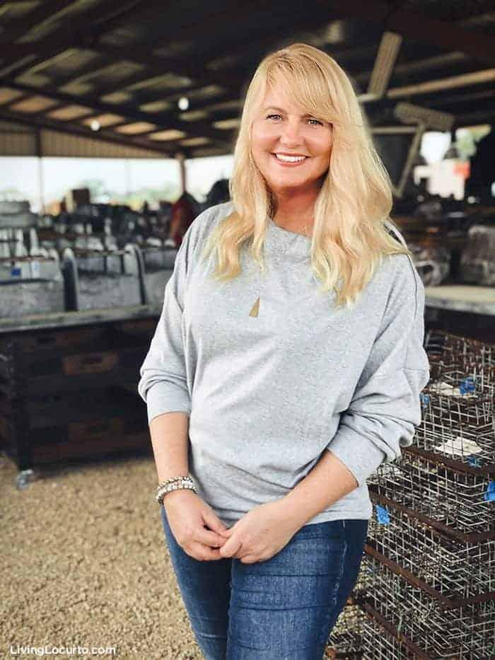 Round Top Texas travel tips - Amy Locurto - Food Blogger Living Locurto