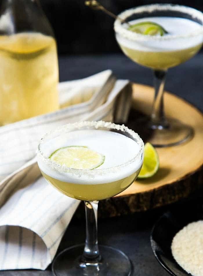 Smoked Margarita
