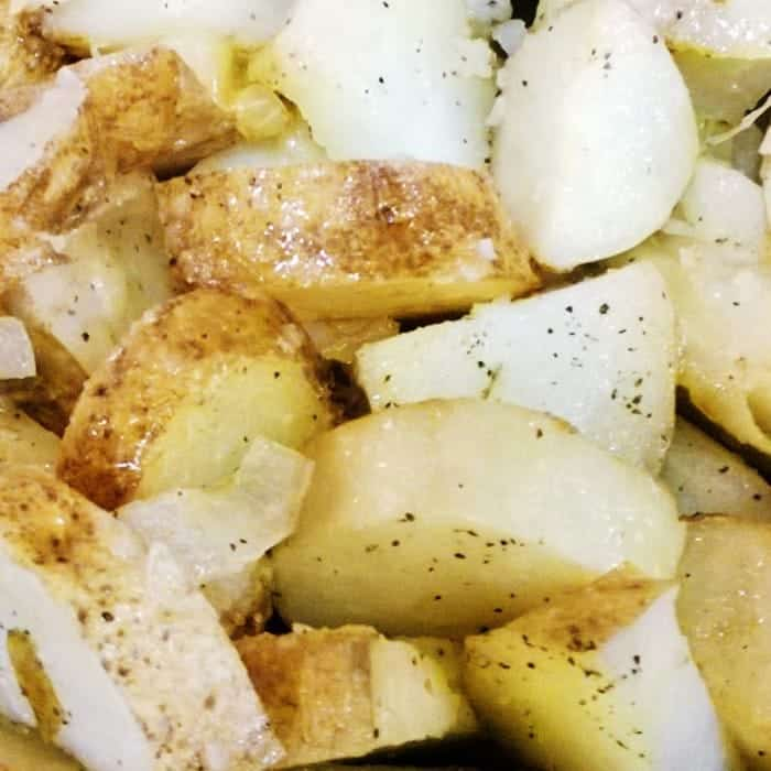 Diner-Style Home Fries