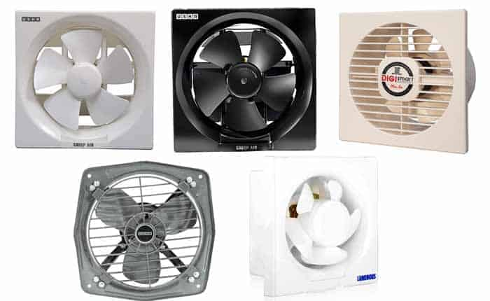 Best kitchen Exhaust Fan - Review & Buying Guide   Best ...