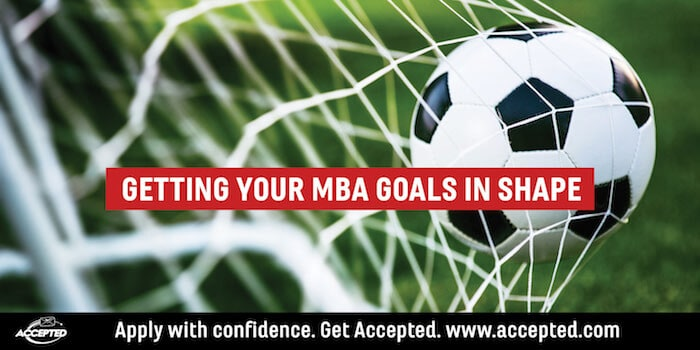 Getting Your MBA Goals in Shape