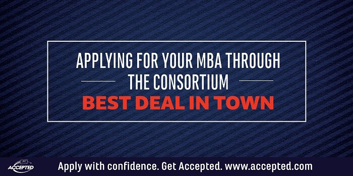 Applying for your MBA through the Consortium
