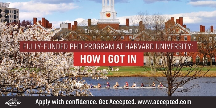 Fully-Funded PhD Program at Harvard University