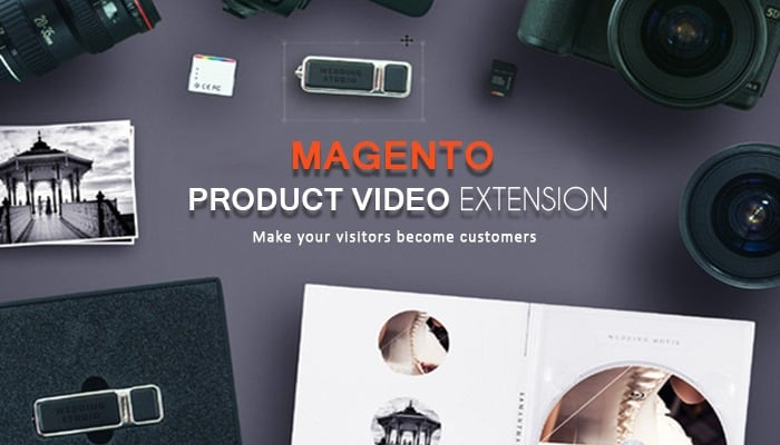 banner - product video