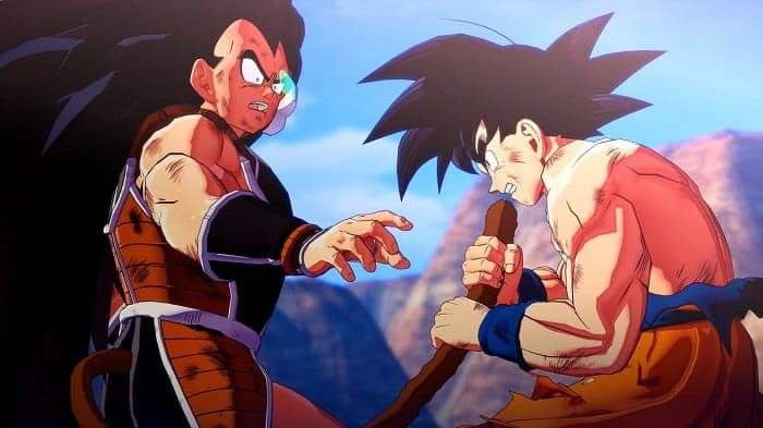 Dragon Ball Z Kakarot descargar para PC