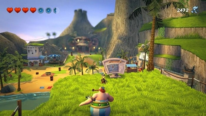 Asterix & Obelix XXL 3: The Crystal Menhir descargar PC
