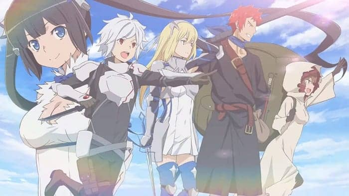 Is It Wrong to Try to Pick Up Girls in a Dungeon? Infinite Combate descargar PC