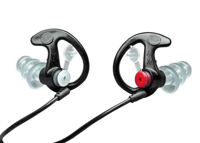 SureFire Earpro Sonic Defenders Plus Ear Plugs (EP4-M)
