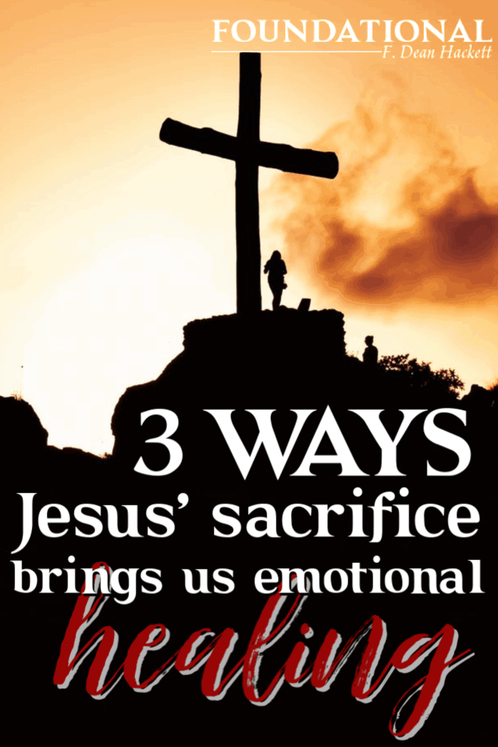 The torture Jesus' endured before His Crucifixion is more horrible than we know, but there are two ways that Jesus' sacrifice brought emotional healing. #Foundational #Easter #Jesus #Bible #renewingthemind