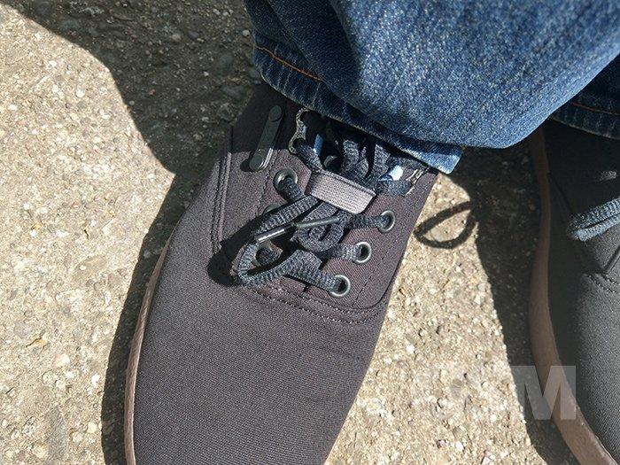 DZR Shift Black Street Style bike shoes: Flat Pedal Performance