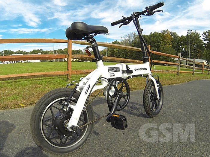 Swagtron EB5 Electric Bike Review