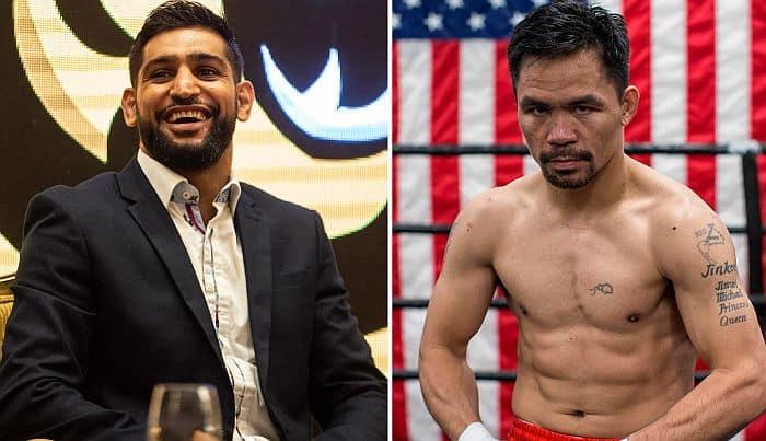 Manny Pacquiao To Fight Amir Khan Next?