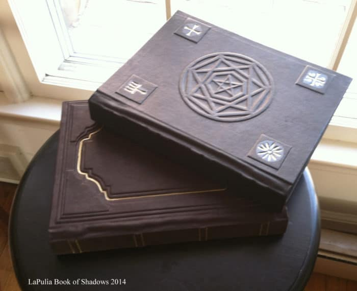 Custom Book of Shadows & Magick Grimoires