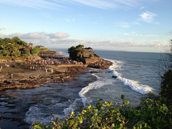What to do in Indonesia - Tanah Lot
