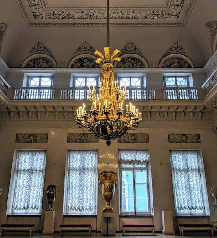 Field Marshall Hall in the Winter Palace