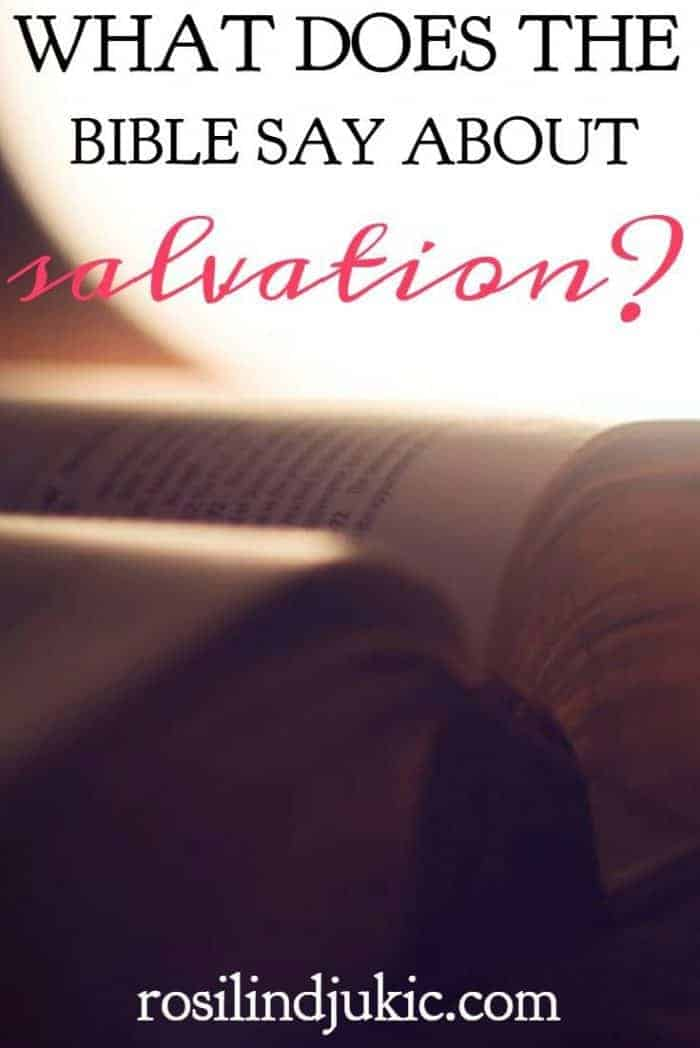 The word salvation often refers to Evangelical Christianity and a prerequisite for heaven, but what doe the Bible say about salvation?