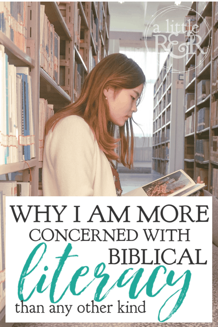 Only 9% of Christian milennials read the Bible everyday, contributing to an already severe lack of biblical literacy; which is more concerning than any other kind. #alittelrandr #Bible #BibleStudy #Quiettime #Milennials #literacy