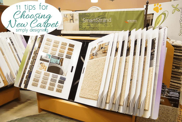 Mohawk SmartStrand Carpet Bonita Springs Sample Board