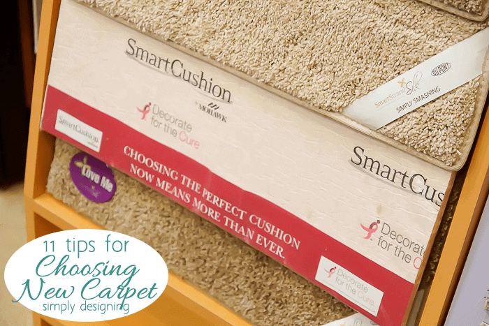 SmartCushion Carpet Pad Sample