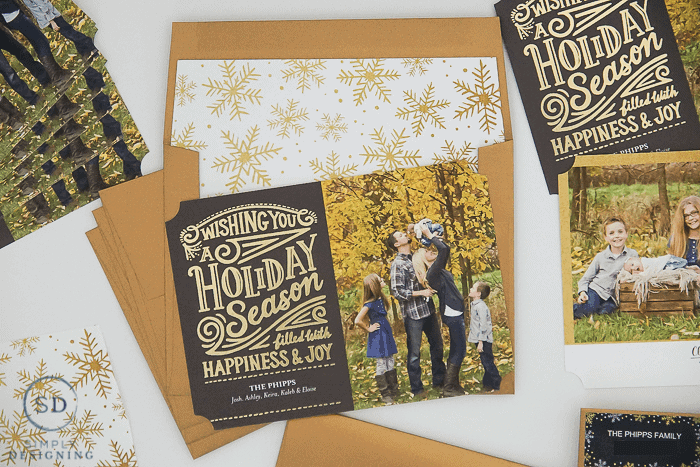Holiday Cards Sneak Peek
