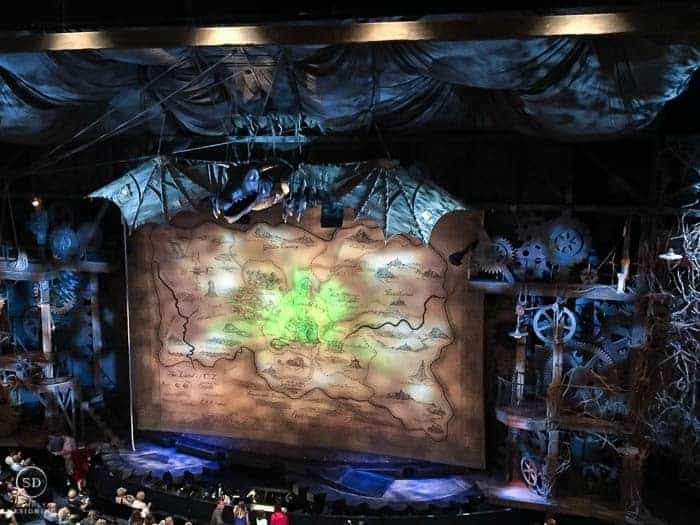 Wicked on Broadway in NYC