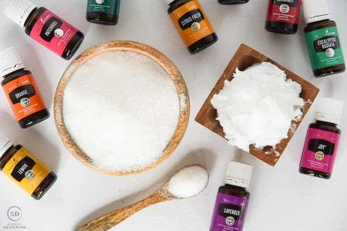 How to make a Homemade Sugar Scrub Recipe