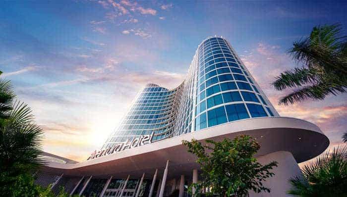 Brand New Hotel Aventural in Universal Orlando