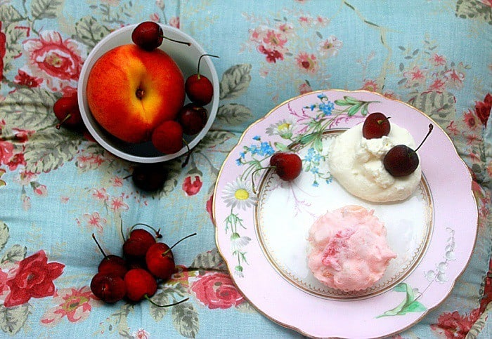 Frozen Recipe Frozen Fruit Salad Syrup And Biscuits