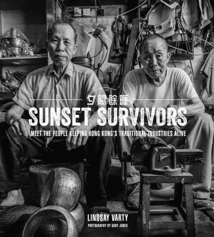 Book cover image - Sunset Survivors