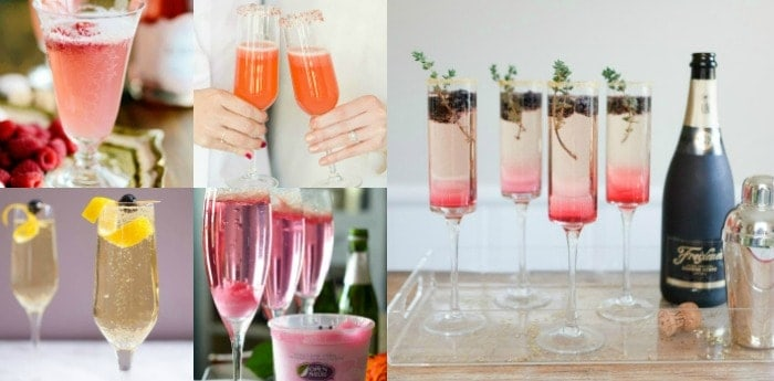 10 Champagne Cocktails With a Twist