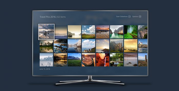 See your Prime Photos on your Amazon Fire TV with Alexa Voice Remote