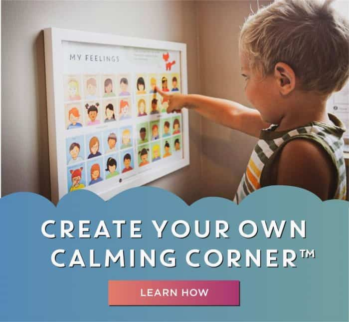 Generation Mindful create your own calming corner tm