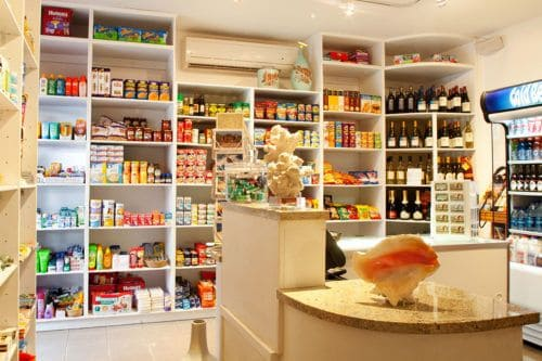 Some tci resorts like the sands at grace bay, have convenience stores.