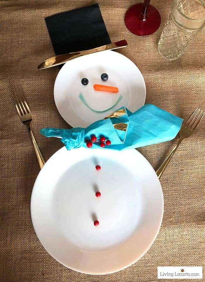 Kerstdiner met kinderen - 17 x Kindvriendelijke kersttafel ideetjes
