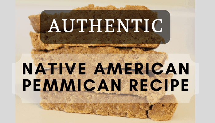Authentic Native American Pemmican Recipe